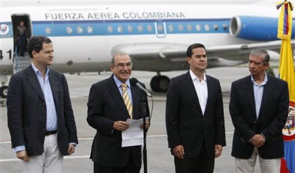COLOMBIA-NEGOCIADORES