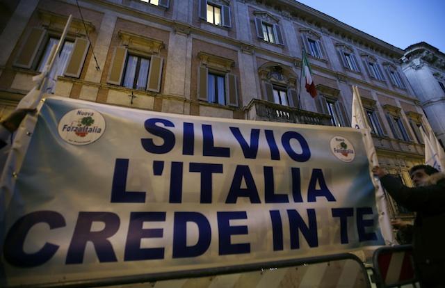 ITALIA-BERLUSCONI