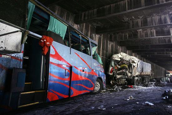 Chile Accidente