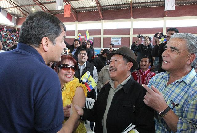 Correa Riobamba