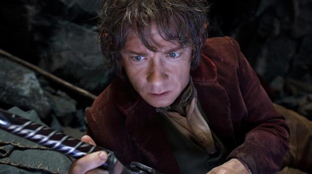Bilbo, personaje principal de 'El Hobbit'. Foto de Archivo, La República.