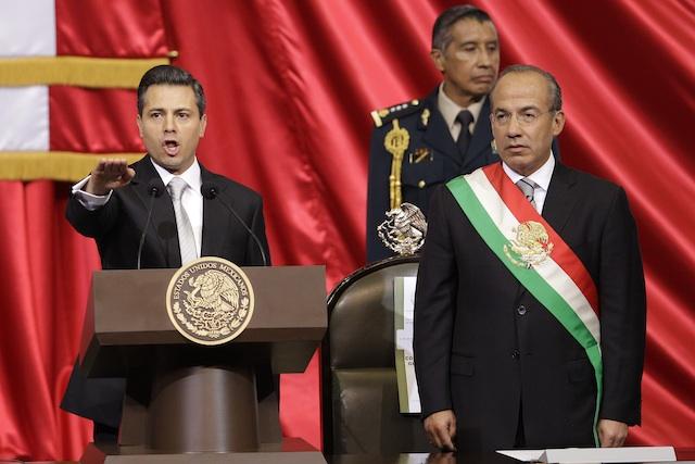 MEXICO-NUEVO GOBIERNO