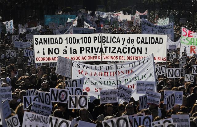 ESPANA-CRISIS FINANCIERA