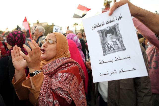 Islamistas egipcios