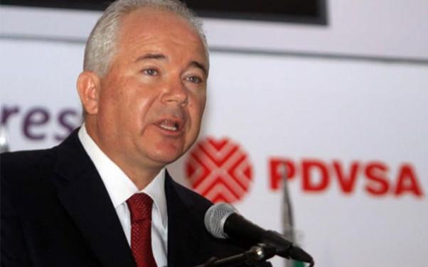 Ministro venezolano de Petróleo