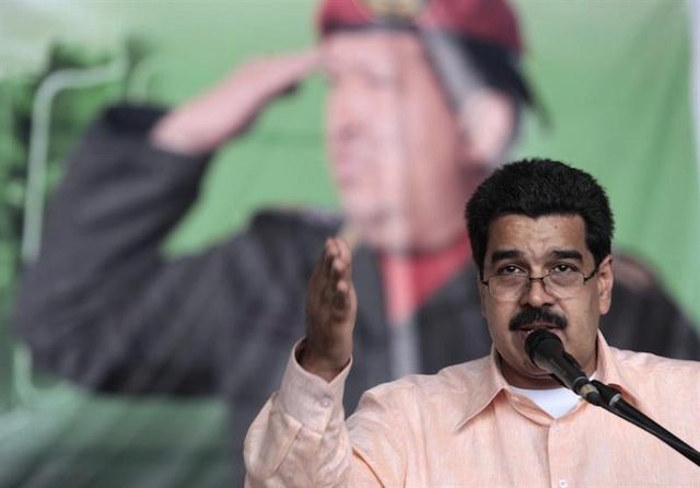 Nicolas Maduro informe