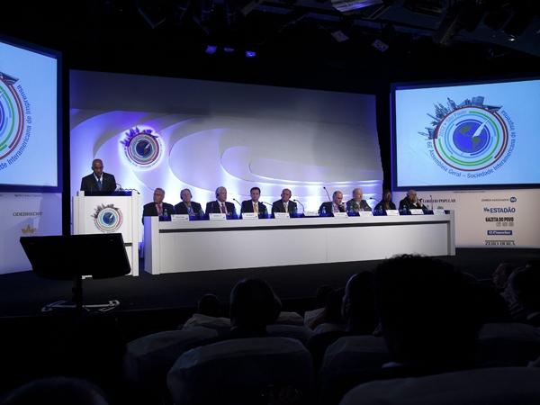 Asamblea de la SIP. Foto de Archivo, La República.