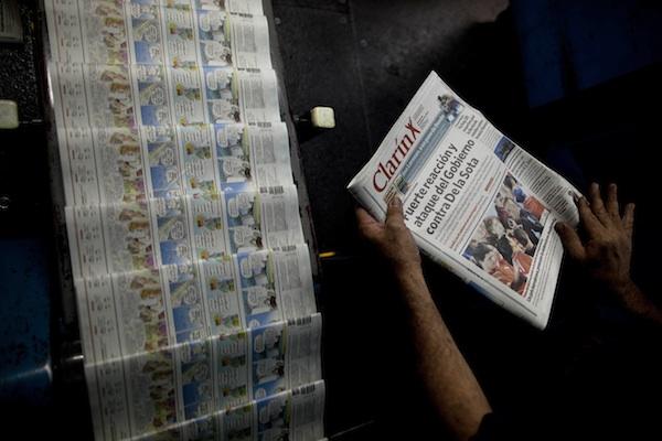 ARGENTINA-MEDIOS