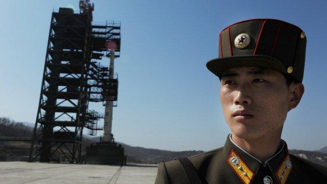 cohete Pyongyang