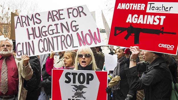 control-armas