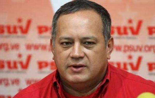 Diosdado Cabello. Foto de Archivo: La República.