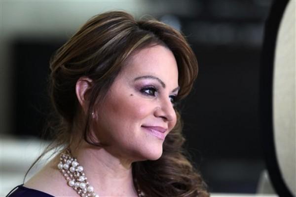Jenni Rivera, cantante. Foto de Archivo, La República.