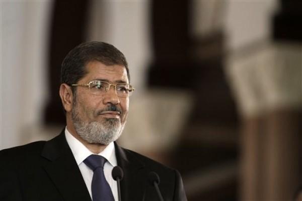 El expresidente de Egipto, Mohammed Morsi