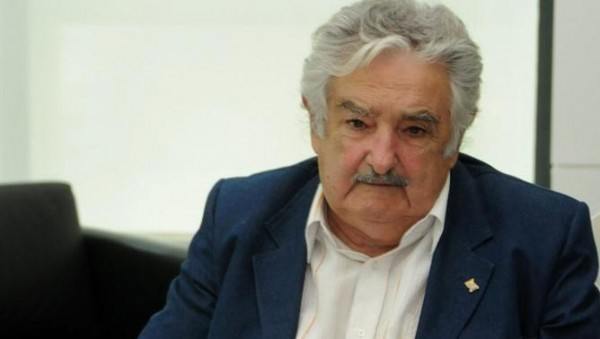 El presidente de Uruguay José Mujica. Foto de Archivo: La República