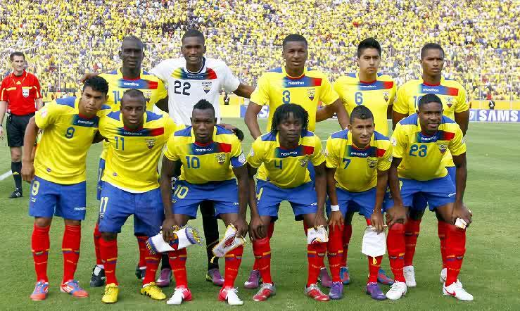 Ecuador rechazó ofertas de adidas, Joma y Kappa
