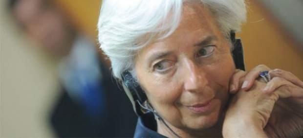 La directora del Fondo Monetario Internacional Christine Lagarde a su llegada a una corte de París el jueves, 23 de mayo del 2013 Lagarde es investigada por presuntas irregularidades en un acuerdo financiero que supervisó como ministra de Hacienda en el 2008. (Foto AP/Jacques Brinon)