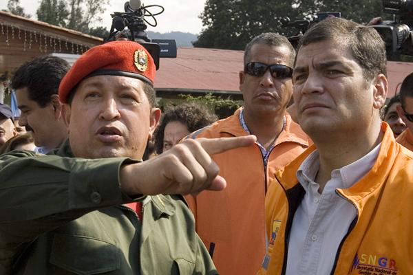 Correa y Chavez
