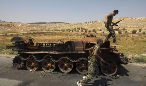 Guerra-en-Siria