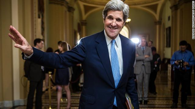 John Kerry, secretario de Estado de los Estados Unidos. Foto de Archivo, La República.