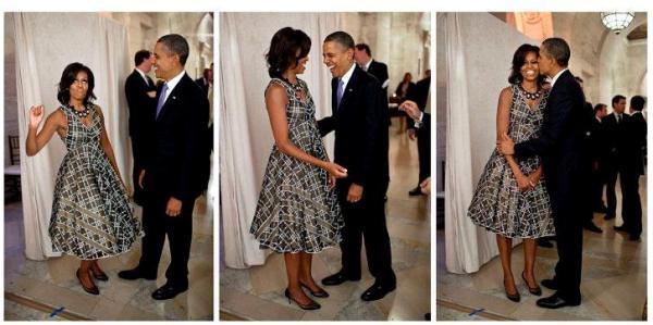 Michelle Obama 49 años