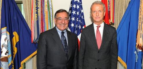 Ministros de espa a y polonia trataron sobre afganist n y for Ministros de espana