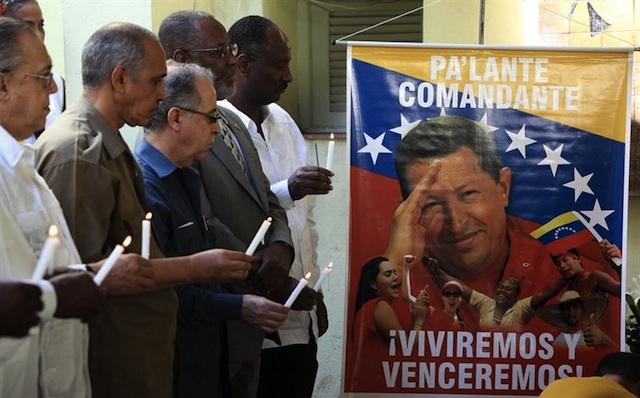 Misa en Cuba