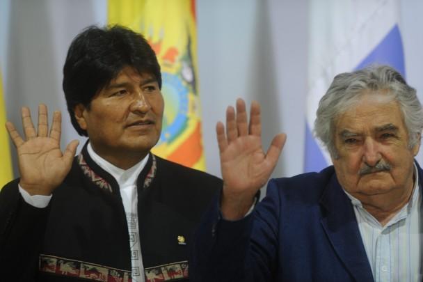Morales y Mujica