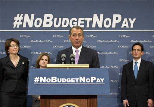 John Boehner, Eric Cantor, Cathy McMorris Rodgers, Lynn Jenkins