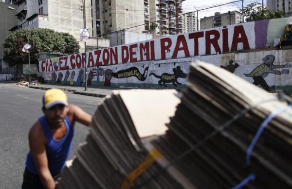 Venezuela 55 años de democracia