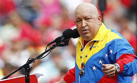 Venezuela-Hugo-Chavez