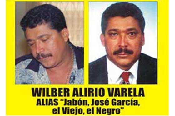 Wilber Alirio Varela CARTEL DEL NORTE DEL VALLE