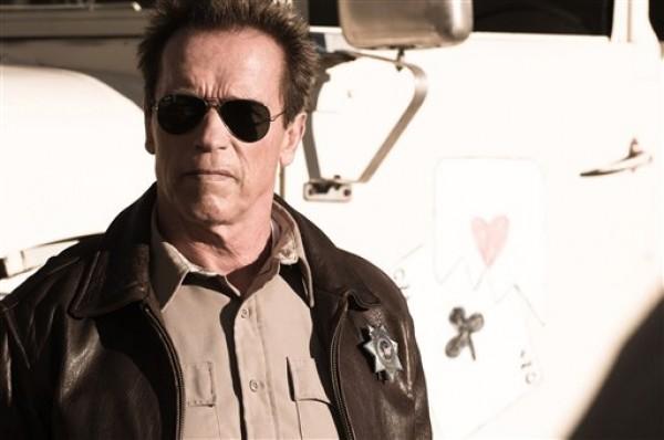 """En esta imagen promocional difundida por Lionsgate, Arnold Schwarzenegger en una escena de """"The Last Stand"""". (AP Foto/Lionsgate, Merrick Morton, Archivo)"""