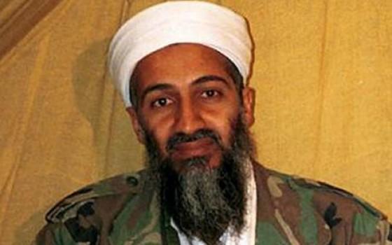Osama Bin Laden, ex líder de Al Qaeda. Foto de Archivo, La República.