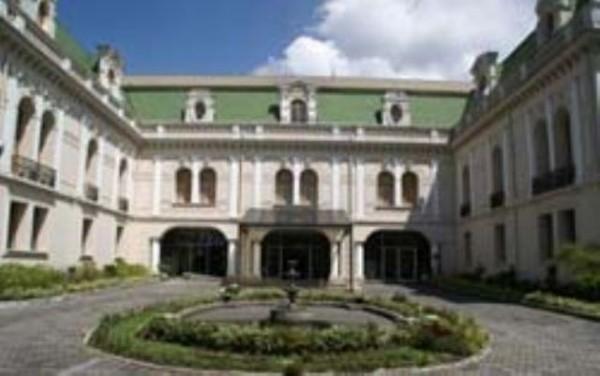 Palacio de Najas, Cancillería de Ecuador en Quito.