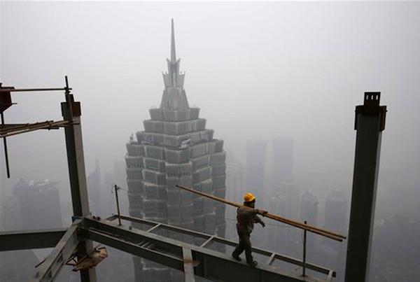 china shangay economia