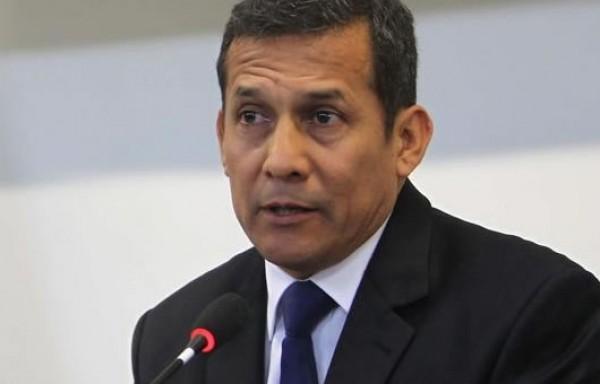 Ollanta Humala, Foto de Archivo La República.
