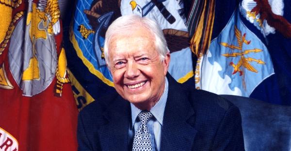 Jimmy Carter, ex presidente de Estados Unidos. Foto de Archivo, La República.