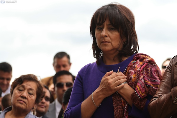 Rosa Mireya Cárdenas. Foto API/Juan Cevallos