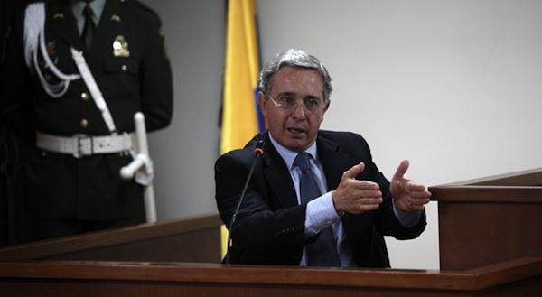 Alvaro Uribe. Foto de Archivo, La República.