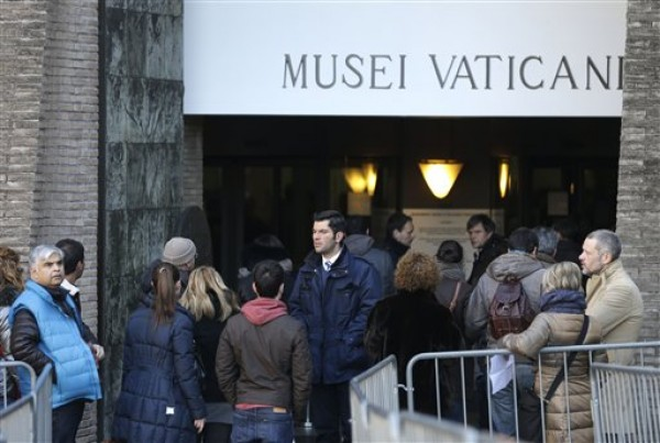 Museos Vaticanos. Foto de Archivo, La República.