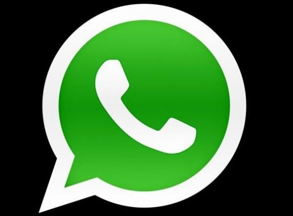 Logo de la red social WhatsApp. Foto de Archivo, La República.