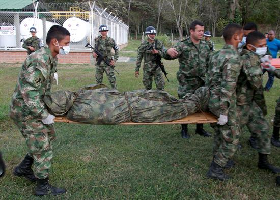 Ataque de las FARC