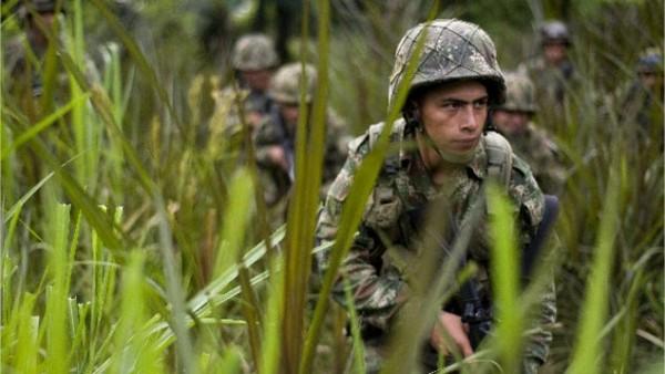 Ataque de las FARC_