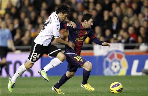 Lionel Messi, Tino Costa