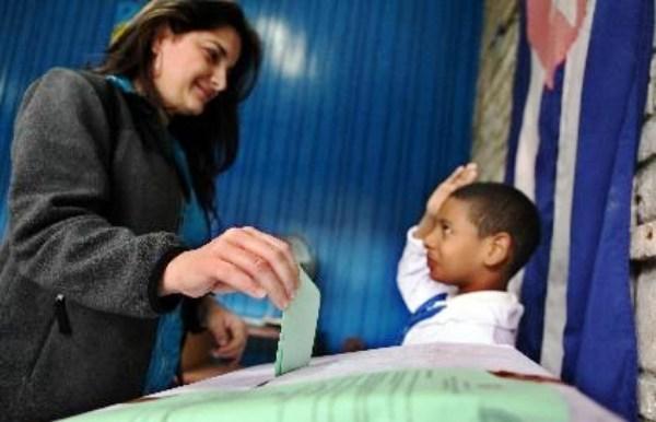 Cuba elecciones parlamentarias