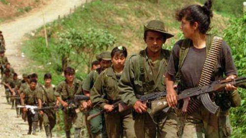 FARC. Foto de Archivo, La República.