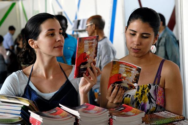 Feria Internacional del Libro Cuba