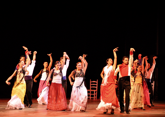 Flamenco. Foto de Archivo, La República.