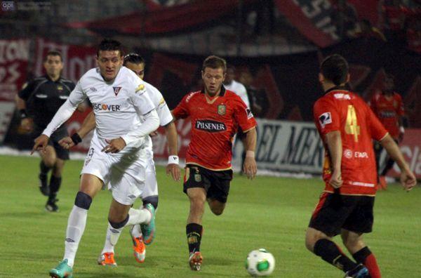 Deportivo Cuenca Y Liga De Quito Igualaron 0 0 En Partido Por La Fecha 2 La Republica Ec