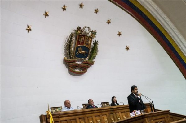 Maduro en Asamblea General